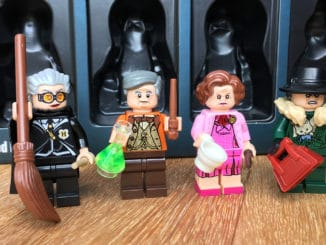 Bricktober 2018 Harry Potter Minifiguren