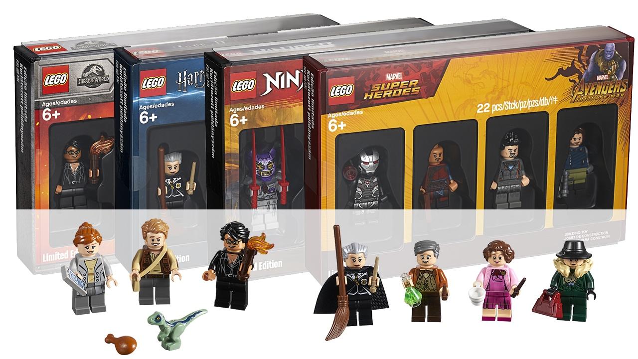 LEGO Bricktober Sets 2018