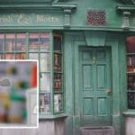 LEGO Flourish & Blotts Buchhandlung