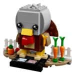 LEGO 40273 Truthahn BrickHeadz