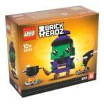 LEGO 40272 Hexe BrickHeadz Box