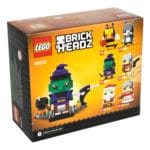 LEGO 40272 Hexe BrickHeadz Box hinten