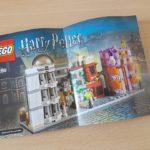 LEGO 40289 Winkelgasse Anleitung