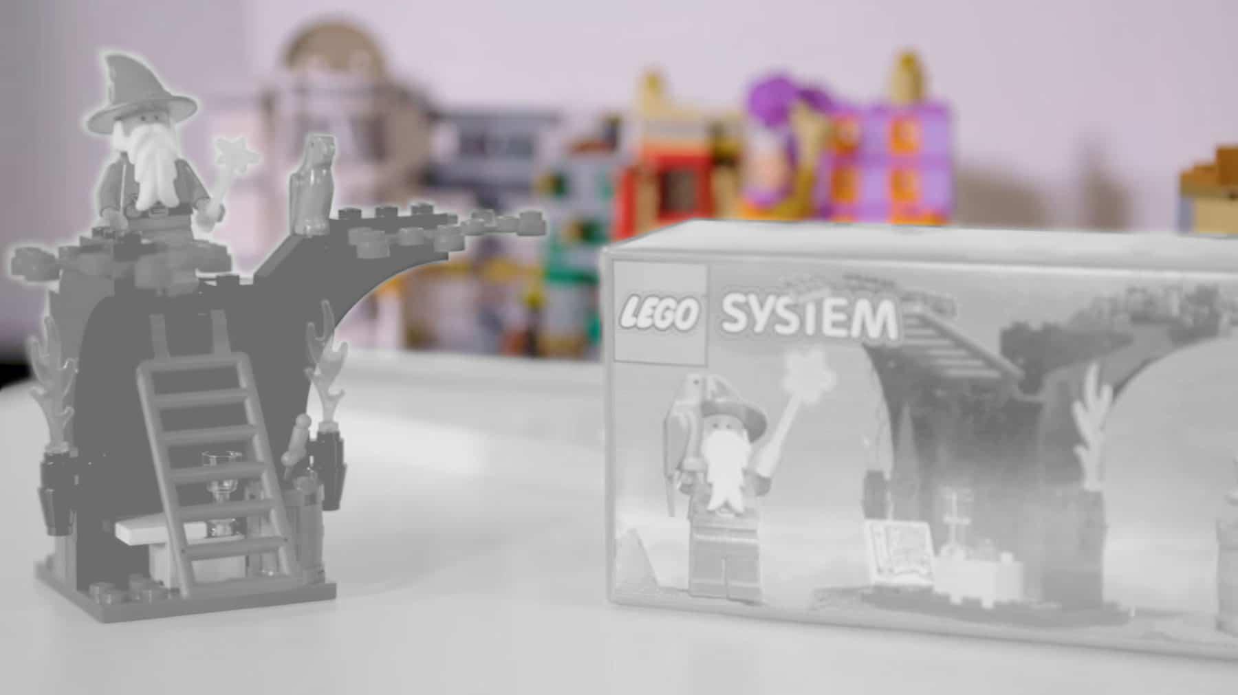 LEGO 40289 Winkelgasse Teaser