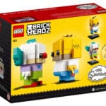 LEGO 41632 Simpsons BrickHeadz Box