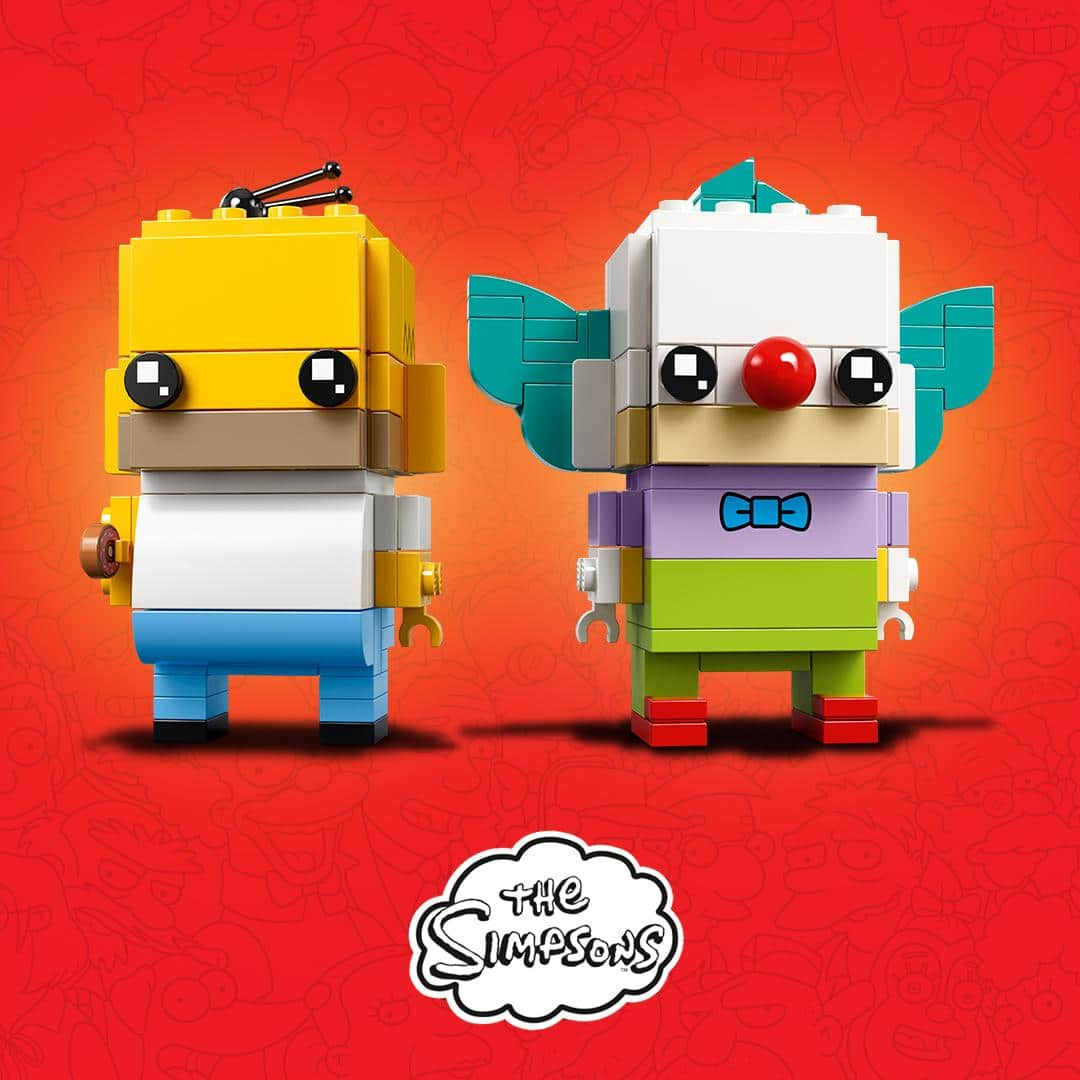 LEGO 41632 Simpsons BrickHeadz