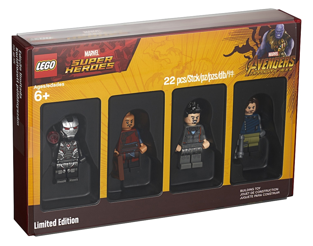 LEGO 5005257 Bricktober 2018 Marvel Super Heroes Avengers