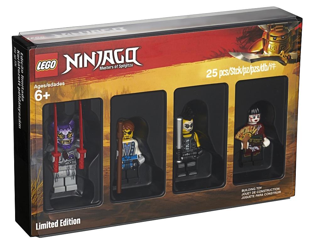 LEGO 5005257 Bricktober 2018 Ninjago