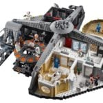 LEGO 75222 Verrat in Cloud City Perspektive 2