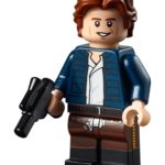 LEGO 75222 Han Solo (Hoth Outfit)