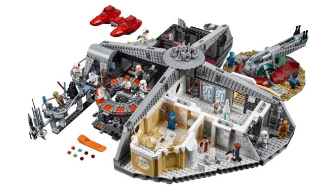 LEGO 75222 UCS Cloud City vorgestellt