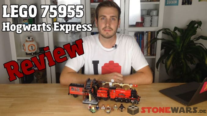 LEGO 75955 Hogwarts Express Review