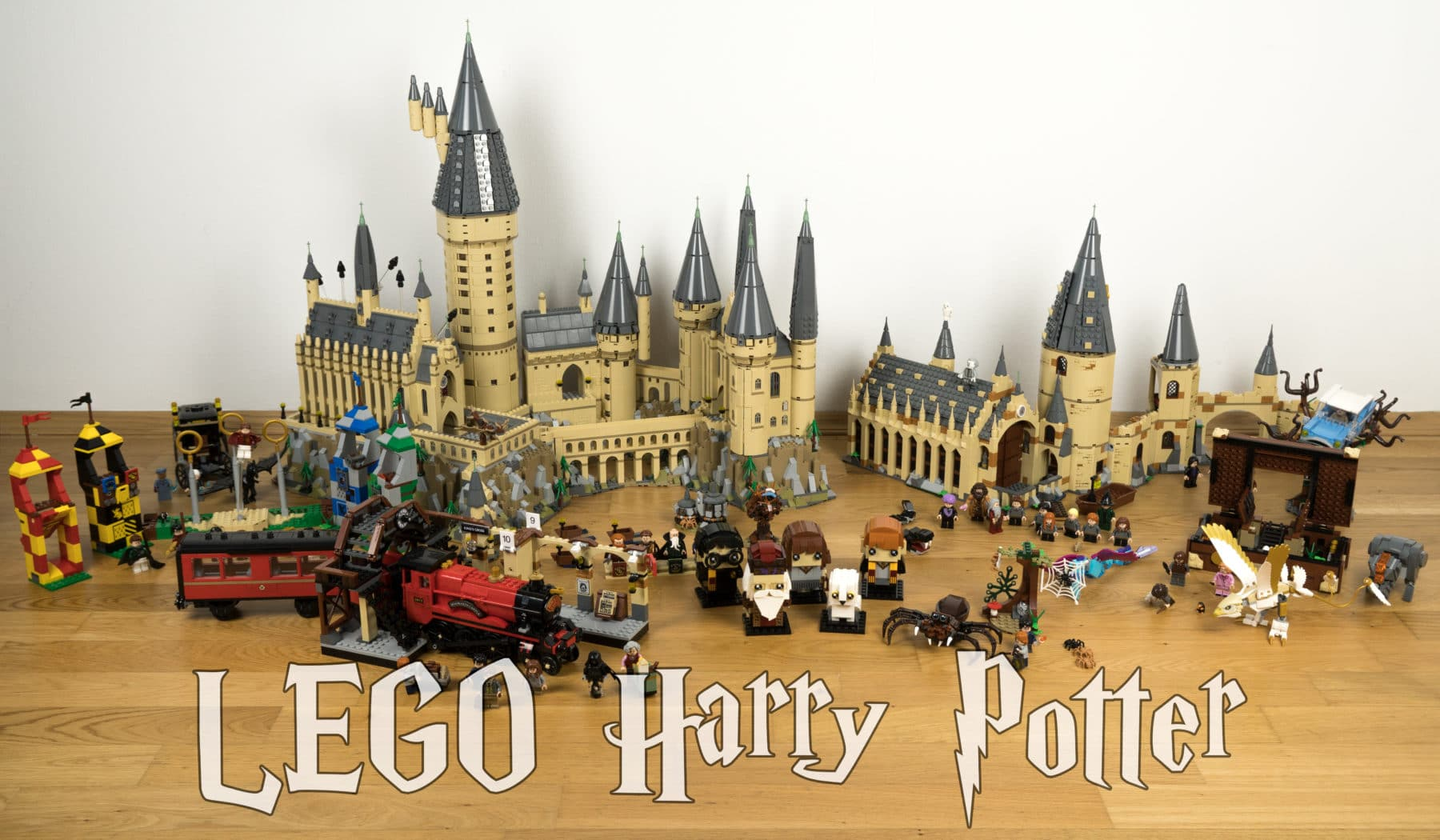 LEGO Harry Potter 2018