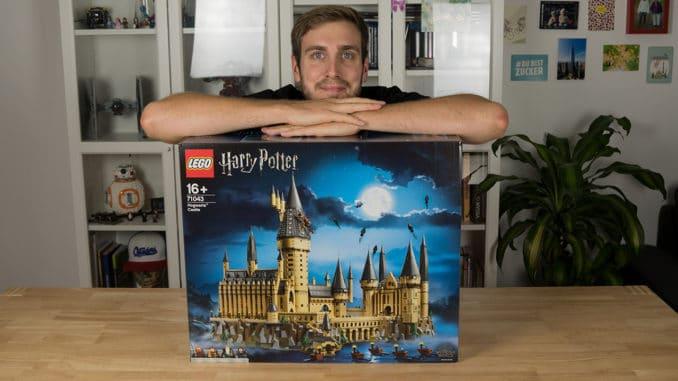 LEGO Hogwarts Unboxing
