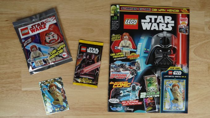 LEGO Star Wars Magazin #39 Review