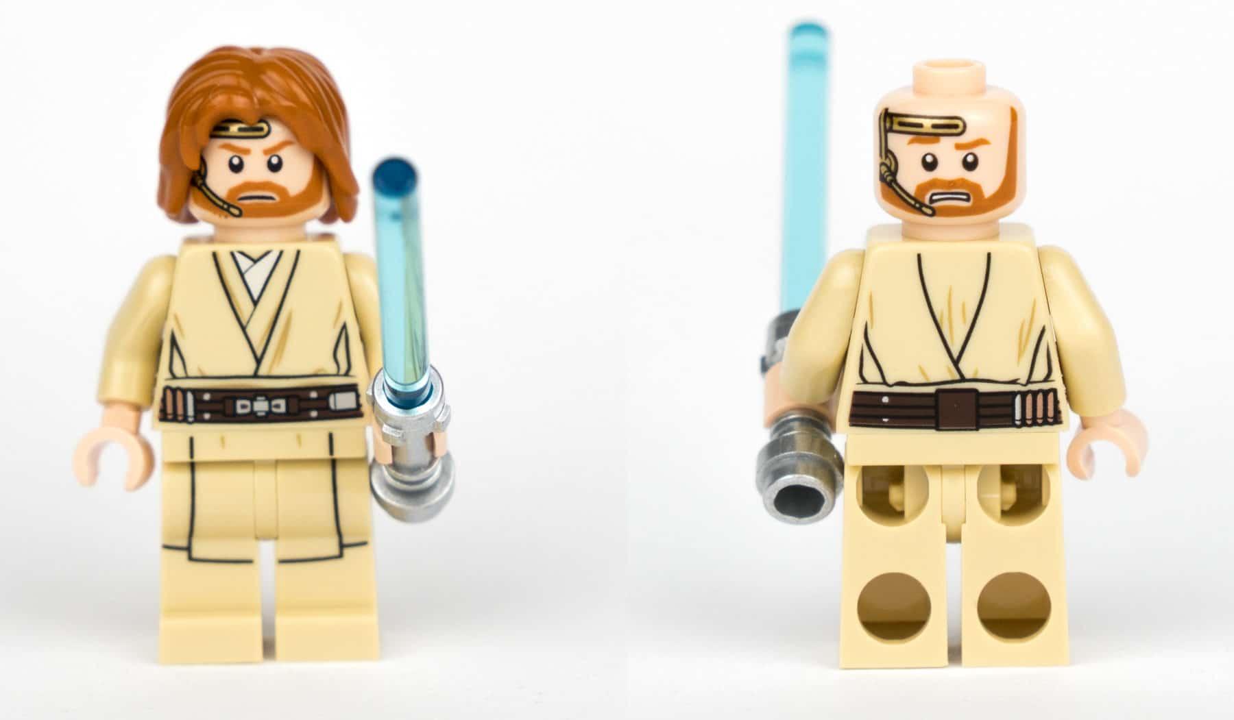 LEGO Star Wars Magazin #39 Obi-Wan Kenobi Minifigur