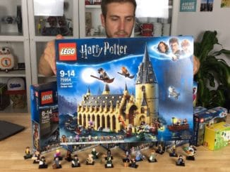 LEGO Store Haul: Alle Harry Potter Sets