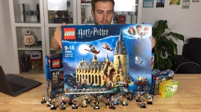 LEGO Store Haul: Alle Harry Potter Sets