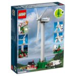 LEGO 10268 Vestas Winrad Box Rückseite