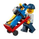 LEGO 10268 Vestas Mitarbeiter