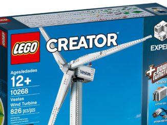 LEGO 10268 Windrad vorgestellt