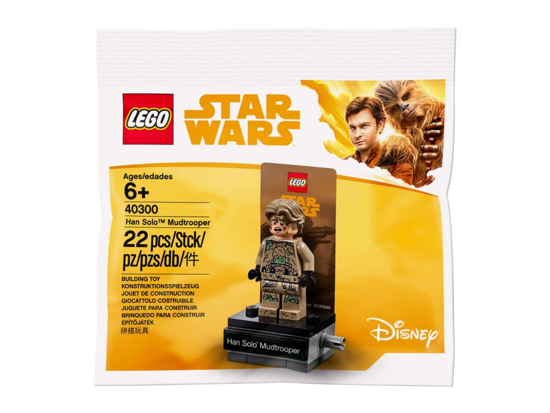 LEGO 40300 Han Solo Mudtrooper Polybag