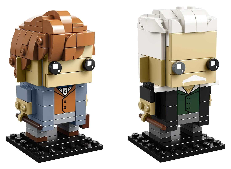 LEGO 41631 BrickHeadz Fantastic Beasts