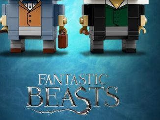 LEGO 41632 BrickHeadz Fantastic Beasts Teaser
