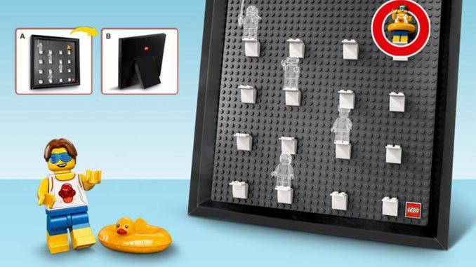 LEGO 5005359 Minifiguren Rahmen