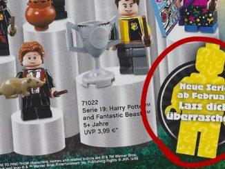 LEGO 71023 The LEGO Movie 2 Minifiguren angekündigt