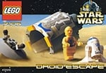 LEGO 7106 Droid Escape