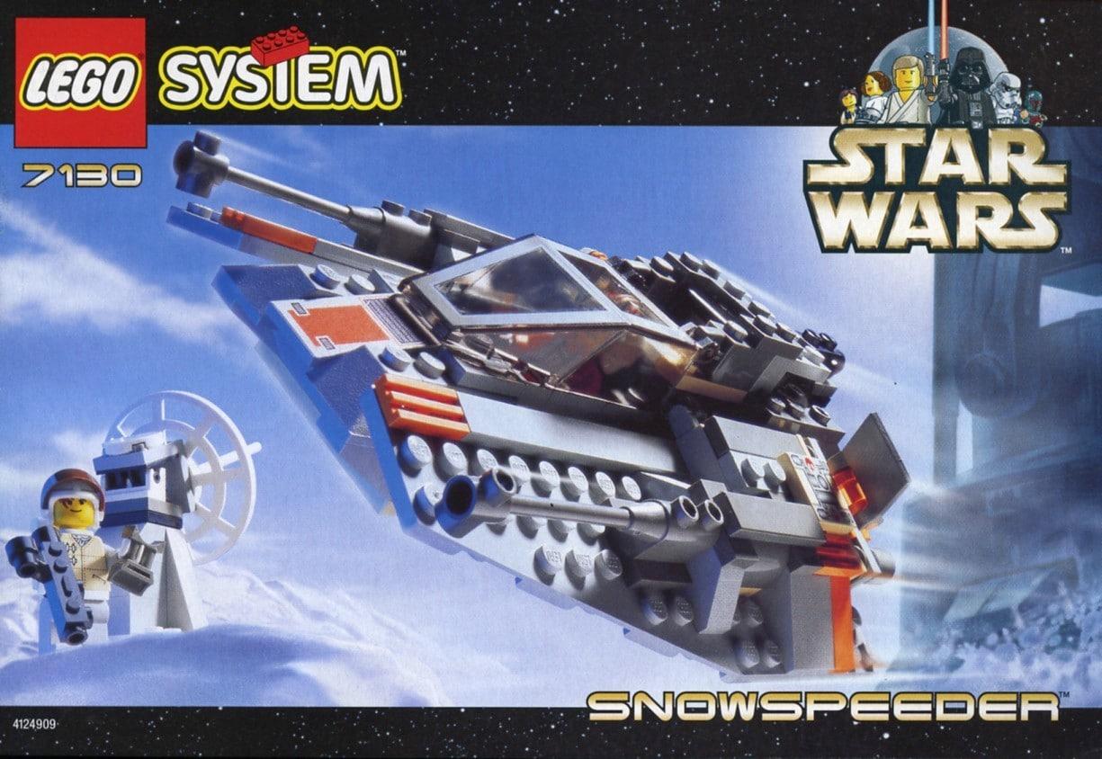 LEGO 7130 Snowspeeder
