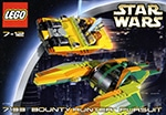 LEGO 7133 Bounty Hunter Pursuit