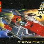 LEGO 7134 A-Wing von 2000