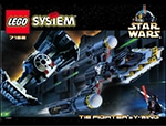 LEGO 7152 TIE Fighter & Y-Wing