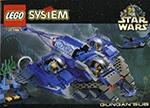 LEGO 7161 Gungan Sub