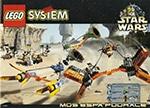 LEGO 7171 Mos Espa Podrace