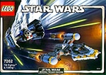 LEGO 7262 TIE Fighter and Y-Wing