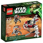 LEGO 75000 Clone Troopers vs Droidekas (Battle Pack)