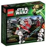 LEGO 75001 Republic Troopers vs Sith Troopers (Battle Pack)