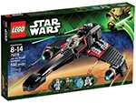 LEGO 75018 JEK-14's Stealth Starfighter