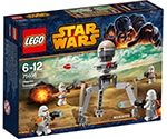 LEGO 75036 Utapau Troopers (Battle Pack)