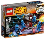 LEGO 75088 Senate Commando Troopers (Battle Pack)