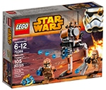 LEGO 75089 Geonosis Troopers (Battle Pack)