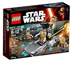 LEGO 75131 Resistance Trooper Battle Pack
