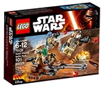 LEGO 75133 Rebel Alliance Battle Pack