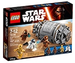 LEGO 75136 Droid Escape Pod