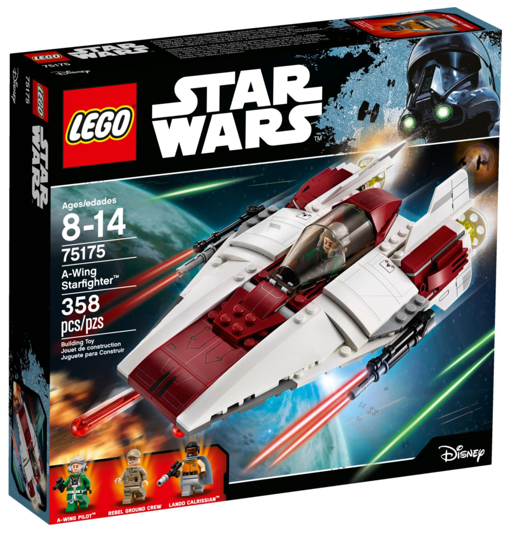 LEGO Star Wars 75175 A-Wing Fighter