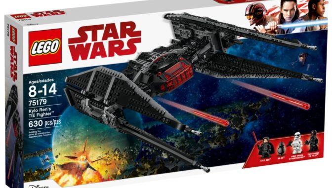 LEGO 75179 Kylo Rens TIE Fighter Angebot