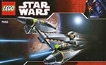 LEGO 7656 General Grievous' Starfighter